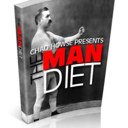 The Man Diet Book