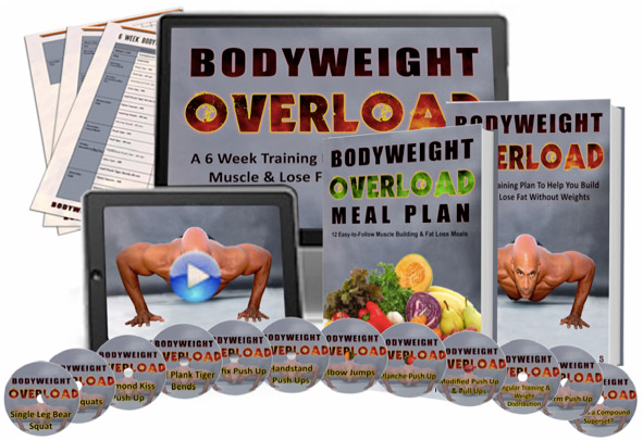Bodyweight Overload Program