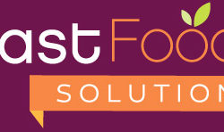 logo fast food solution
