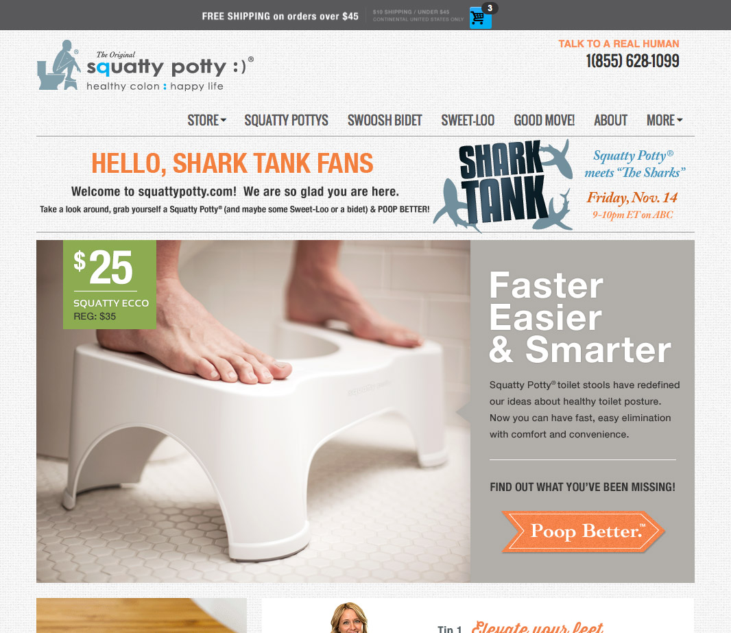 Website  sc 1 st  Supremacy Health & Squatty Potty Reviews - Scam or Worth the Price? islam-shia.org