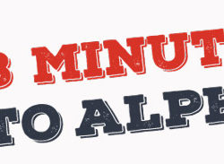 8 Minutes to Alpha