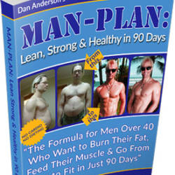 Man Plan Book Cover