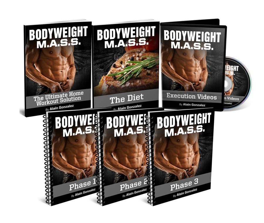 Full Bodyweight MASS Program
